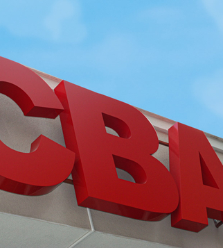 CBA Supermarkets | Top Print